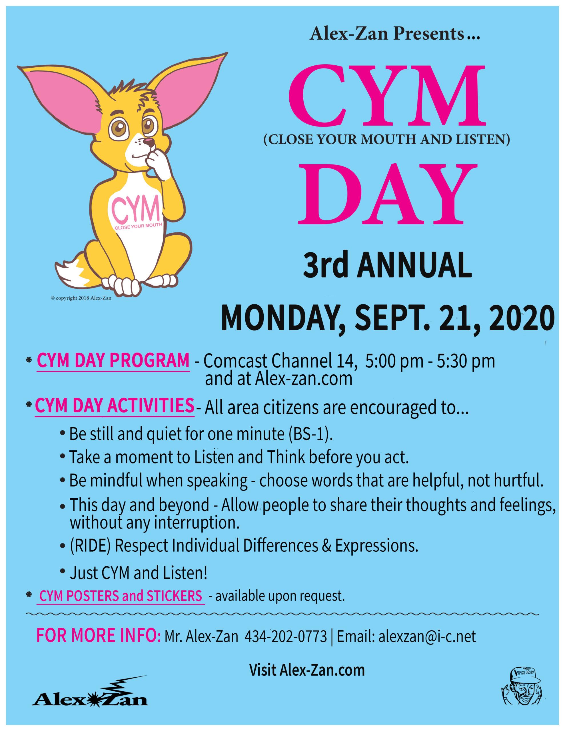Alex Zan CYM DAY Flyer 2020(1)