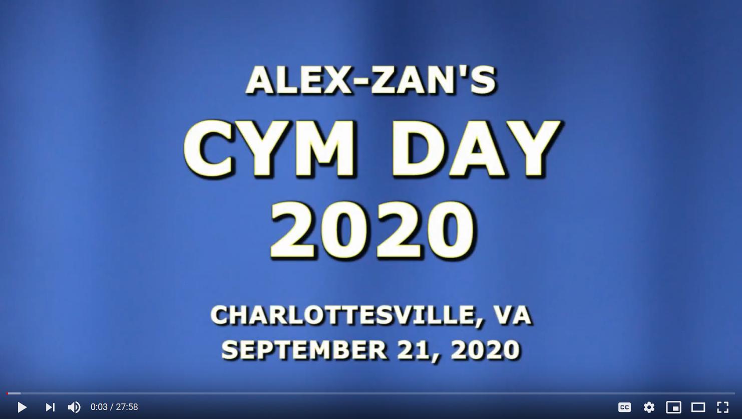 Alex Zan CYM