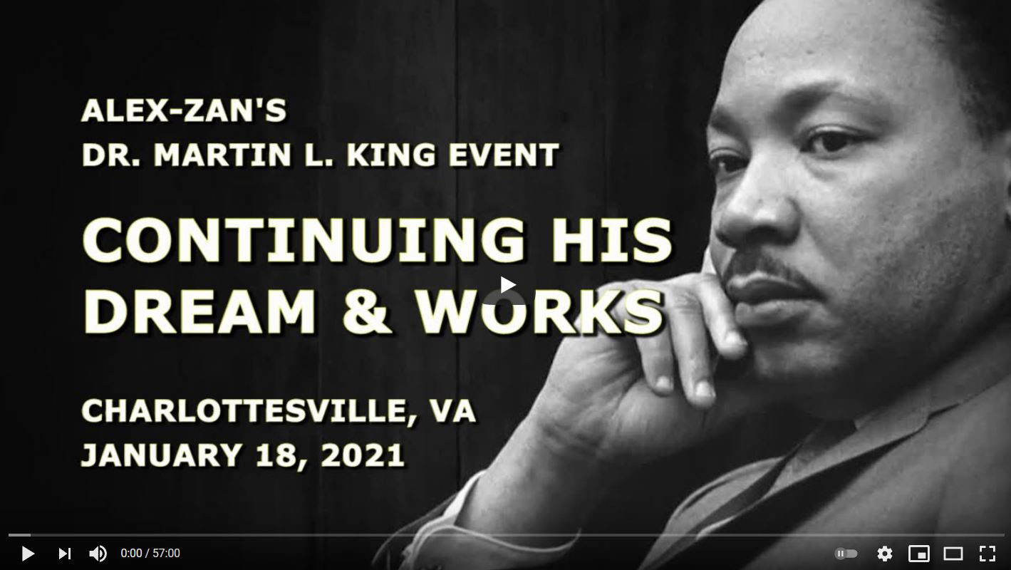 Martin Luther King Event Charlottesville