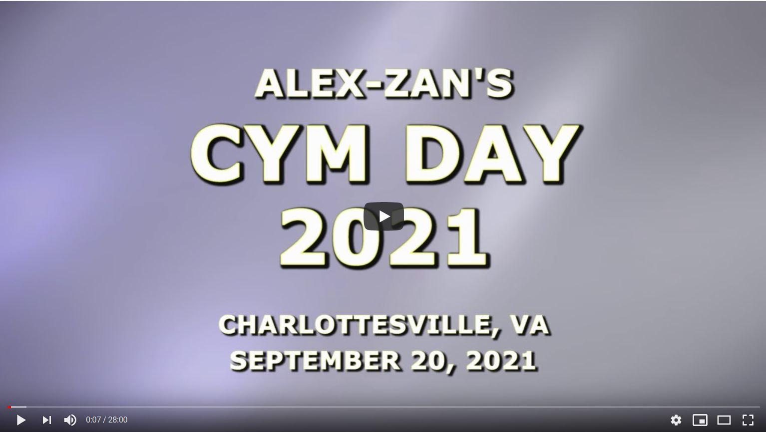 CYM Day 2021